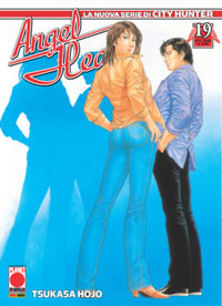 Copertina di Angel Heart n.19