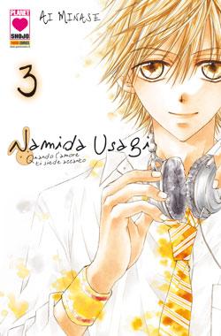 Copertina di Namida Usagi – Quando l'amore ti siede accanto n.3
