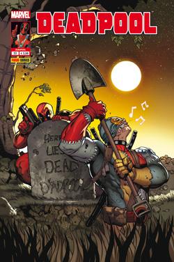 Copertina di Deadpool n.23