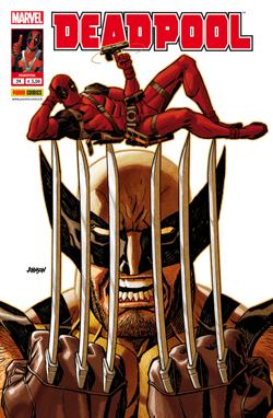 Copertina di Deadpool n.24