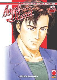 Copertina di Angel Heart n.26