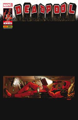 Copertina di Deadpool n.26