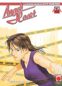 Copertina di Angel Heart n.28