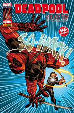 Copertina di Deadpool n.29