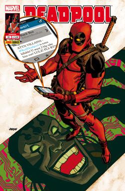Copertina di Deadpool n.30