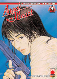 Copertina di Angel Heart n.4