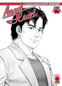 Copertina di Angel Heart n.34