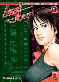 Copertina di Angel Heart n.36