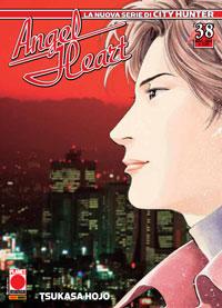 Copertina di Angel Heart n.38