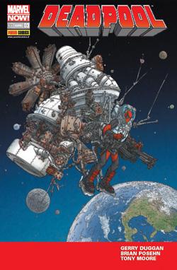 Copertina di Deadpool n.34