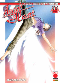 Copertina di Angel Heart n.47