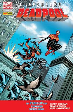 Copertina di Deadpool n.36