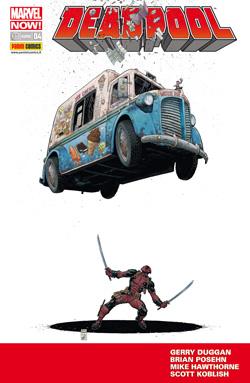Copertina di Deadpool n.35