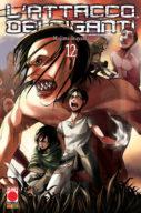 L'attacco dei giganti n.12 – Generation Manga n.12