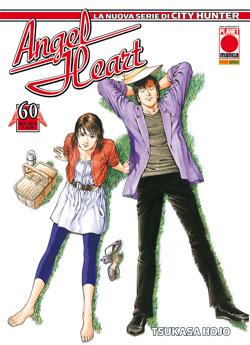 Copertina di Angel Heart n.60