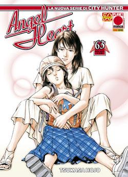 Copertina di Angel Heart n.63