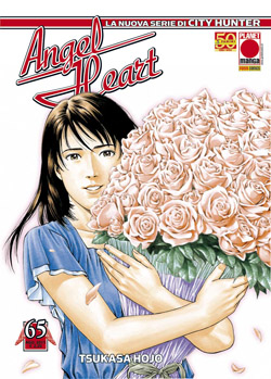 Copertina di Angel Heart n.65