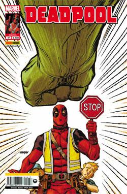Copertina di Deadpool n.17