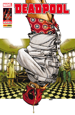 Copertina di Deadpool n.18