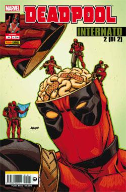 Copertina di Deadpool n.19
