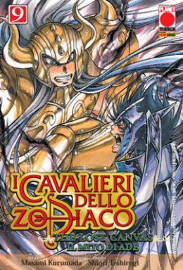 Copertina di I cavalieri dello Zodiaco Lost Canvas n.9