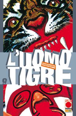 Copertina di L'uomo tigre – Tiger Mask n.9