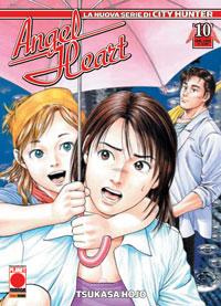 Copertina di Angel Heart n.10