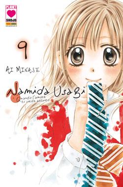 Copertina di Namida Usagi – Quando l'amore ti siede accanto n.9