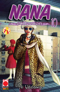 Copertina di Nana Collection n.10