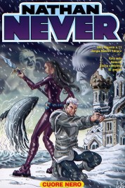 Nathan Never Gigante n.11 – Cuore nero