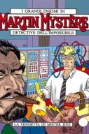 Martin Mystère n.108 – La vendetta di Mister Jinx