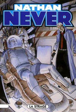Copertina di Nathan Never n.152 – La strage