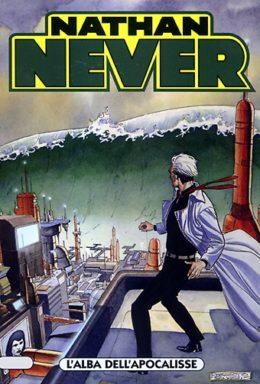Copertina di Nathan Never n.148 – L'alba dell'Apocalisse
