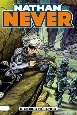 Copertina di Nathan Never n.245 – Il giorno più lungo