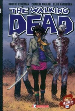 Copertina di The Walking Dead n.5 – New Edition