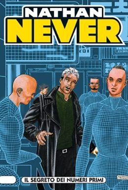 Copertina di Nathan Never n.182 – Il segreto dei numeri primi