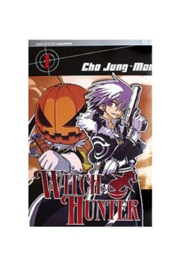 Copertina di Witch Hunter n.001