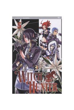 Copertina di Witch Hunter n.005
