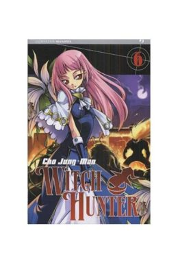 Copertina di Witch Hunter n.006