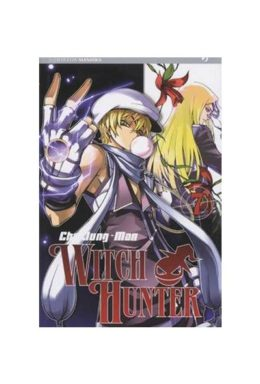 Copertina di Witch Hunter n.007