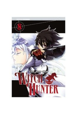 Copertina di Witch Hunter n.008