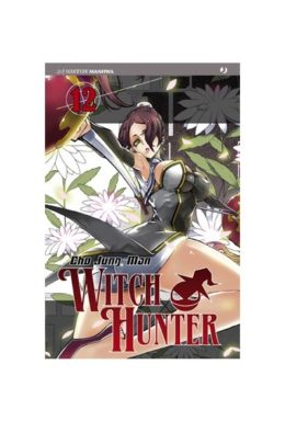 Copertina di Witch Hunter n.012
