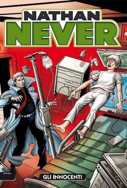 Copertina di Nathan Never n.259 – Gli innocenti