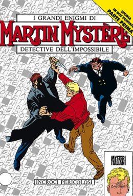 Copertina di Martin Mystère n.151 – Incroci pericolosi