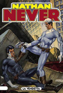 Copertina di Nathan Never n.199 – La vendetta