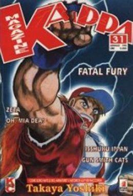 Copertina di Kappa Magazine n.31