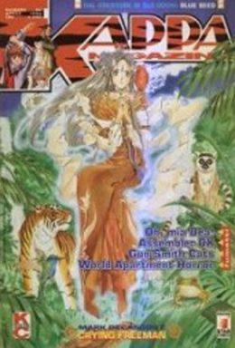 Copertina di Kappa Magazine n.46