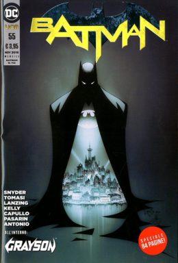 Copertina di Batman 55