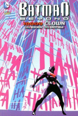 Copertina di Batman Beyond 4 – Dc Warner 20