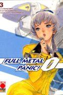 Full metal panic! Zero 3